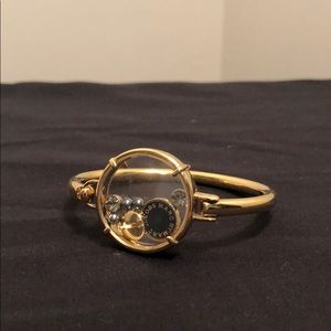 Marc Jacobs gold cuff/bangle